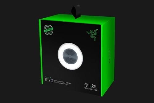 Camera Razer Kiyo Ring Light