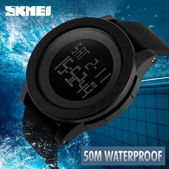 Relógio Masculino Skmei Digital 1142 Prova Água Esportivo