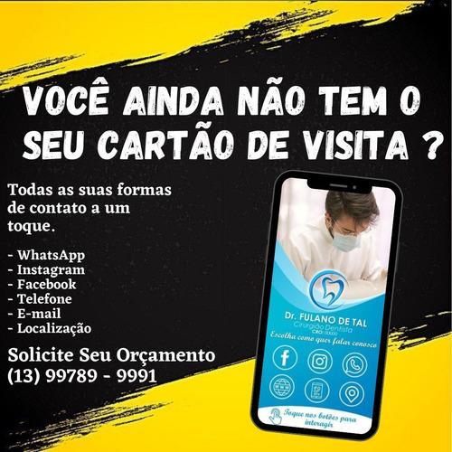 Imagem 1 de 1 de Cartão De Visita Digital E Interativo