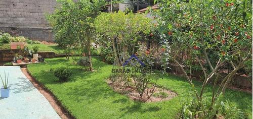 Chácara Com 2 Dormitórios À Venda, 1730 M² Por R$ 550.000,00 - Ivoturucaia - Jundiaí/sp - Ch0071