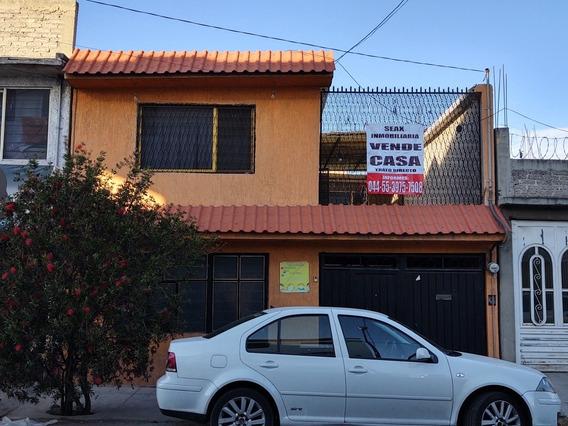 Casa Bonita Y Muy Amplia En Valle De Aragon 3a
