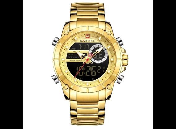 Relógio Naviforce Duo Horário