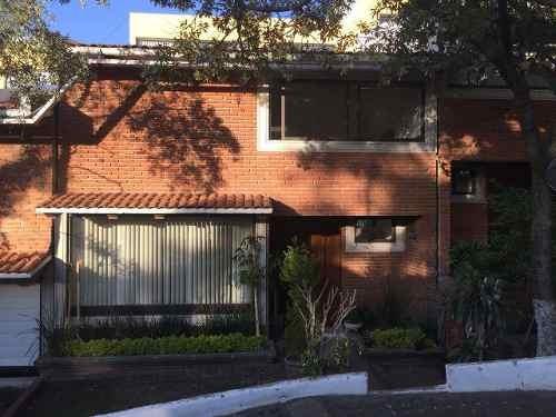 Casa En Renta Hortensia, Miguel Hidalgo 3ra Sección