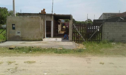 Imagem 1 de 10 de Casa 800 Metros Da Praia Em Itanhaém Sp - 4906 | Npc