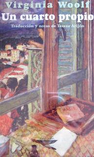 Un Cuarto Propio, Virginia Woolf, Ed. Cuenco De Plata