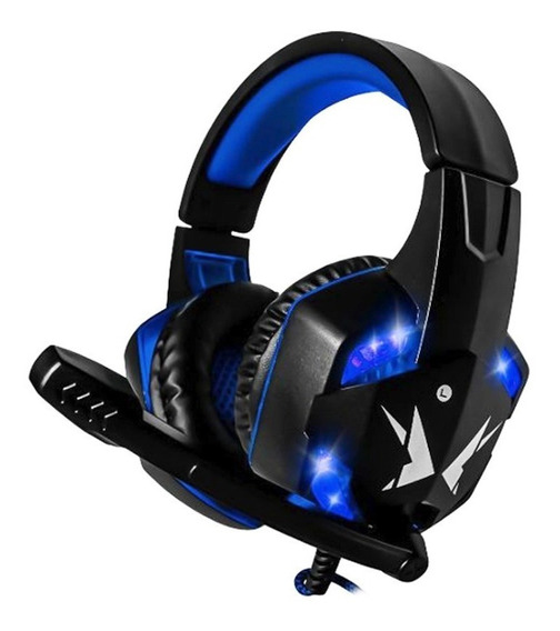 Headset Gamer Ps4 Xbox One Celular Pc Fone + Adap