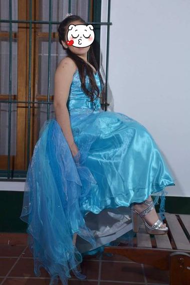 Vestido De 15 Desmontable