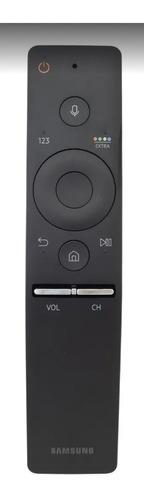 Imagem 1 de 5 de Controle Samsung Novo Para Smart Com Microfone Novo