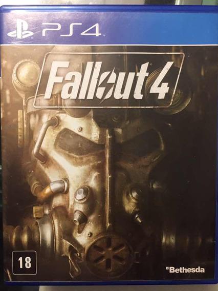 Fallout 4 Ps4 - Midia Fisica - Frete Grátis