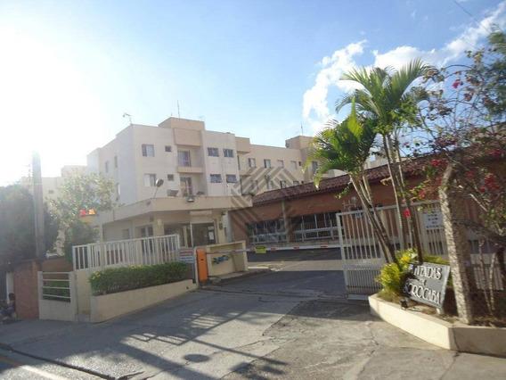 Apartamento Com 2 Dormitórios Para Alugar, 55 M² Por R$ 730/mês - Vila Haro - Sorocaba/sp - Ap7875