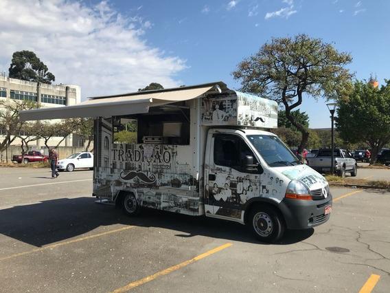 Food Truck Novo!!! Completo, Pronto Para Trabalhar!!!