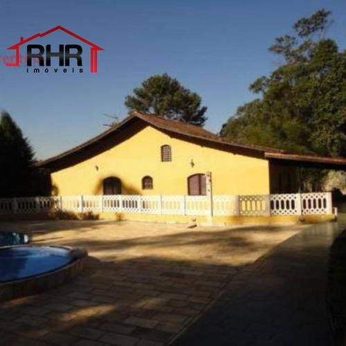 Chácara Para Venda Em Ribeirão Pires, Barro Branco, 2 Dormitórios, 1 Suíte, 1 Banheiro, 10 Vagas - 971_1-1872144