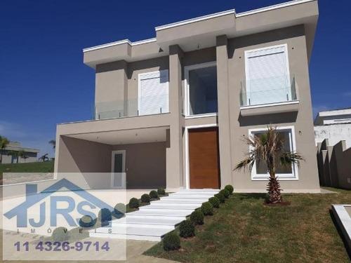 Imagem 1 de 18 de Sobrado Com 5 Dormitórios À Venda, 344 M² Por R$ 2.500.000 - Residencial Burle Marx - Santana De Parnaíba/sp - So0827