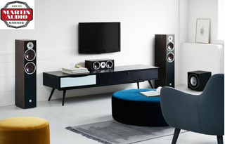 Sistema Audio High End Dali Spektor 5.1 Harman Kardon
