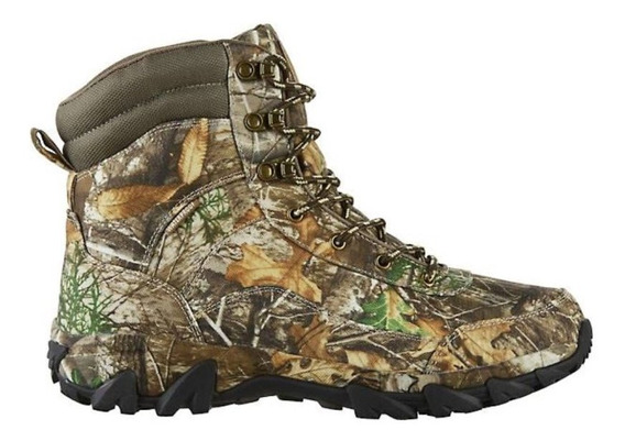 Botas Caceria Magellan Realtree Camo Hunting Boots Original