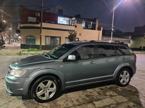 Dodge Journey 2010 2.7 Rt Atx (3 Filas)+dvd+techo