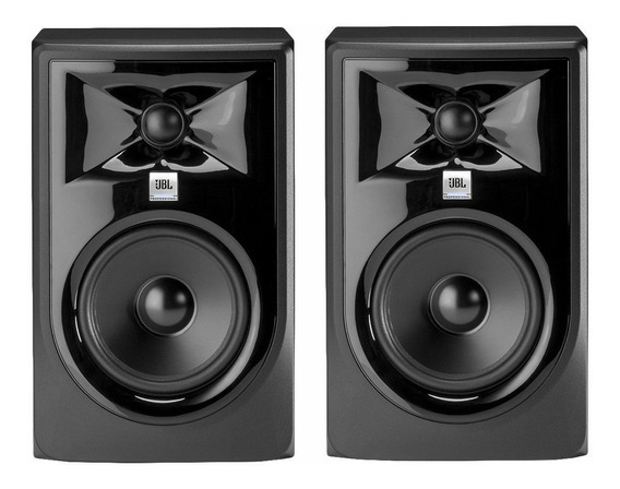 Jbl Lsr 305p Mkii Par Monitores De Áudio Ativos . Loja . Nfe