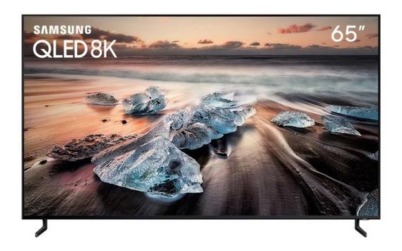 Smart Tv Qled 65 8k Samsung Qn65q900 Preta Bivolt Pix90