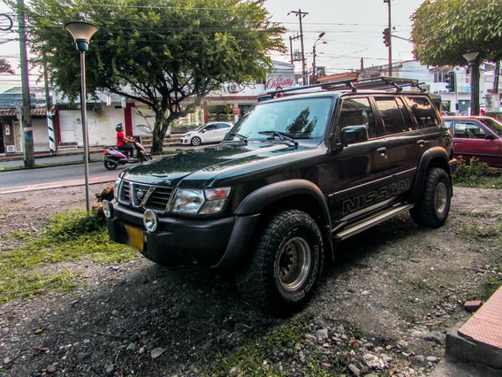 Nissan Patrol Gl 4x4 4500cc