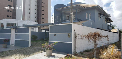 Casa Residencial À Venda, Intermares, Cabedelo - Ca1476. - Ca1476