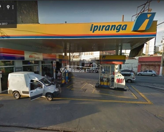 Posto De Gasolina Para Venda No Bairro Vila Prudente, 300 M² - 914