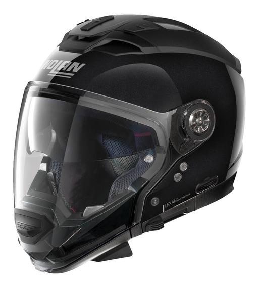 Casco Moto Mixto Nolan Doble Visor N70-2 Gt Special N-com