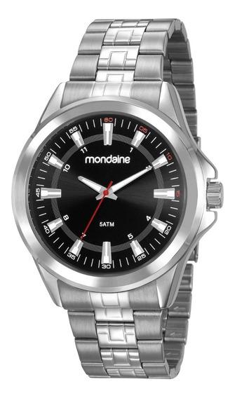 Relógio Masculino Mondaine 834 Classico Ideal Para Dia Dia