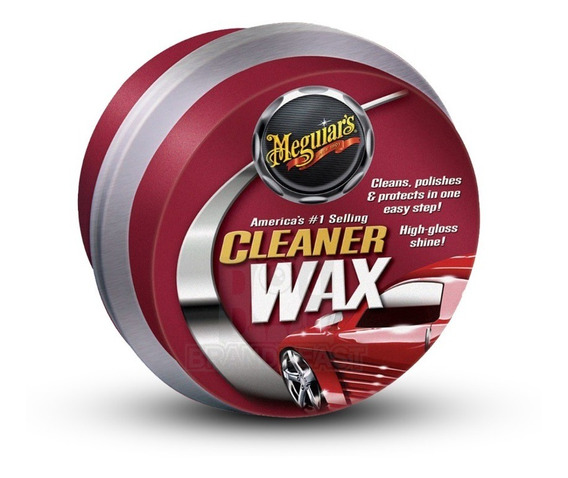 Meguiars Cleaner Wax Paste - 311 Gr