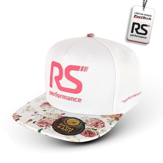 Boné Rs Performance Snapback Feminino