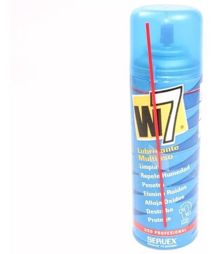 Lubricante Multiuso Super W7 Locx 350 Ml