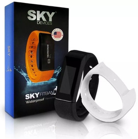 Relógio Smartwatch Fitness Sky Devices Fitband