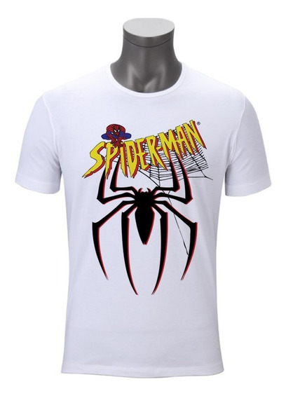 Playera Spider-man Económica