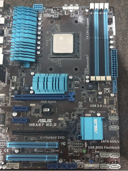 Kit Processador Amd Fx-8370 Black Edition Octa Core 4.7 Ghz