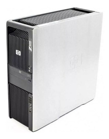 Worksation Z600 Xeon Quad Core 16g / Quadro Fx3800