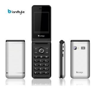 Celular Landbyte - Con Tapa - Camara - Radio - Mp3 - Libre
