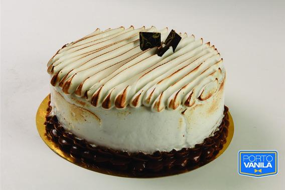 Torta Dulce De Leche Merengue P. Vanila 10 A 12 Porc. (8311)
