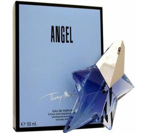 Perfume Angel Feminino 50ml Thierry Mugler Lacrado Original