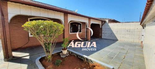 Imagem 1 de 13 de Casa Com 2 Dormitórios À Venda, 162 M² Por R$ 290.000,00 - Balneário Flórida Mirim - Mongaguá/sp - Ca0735