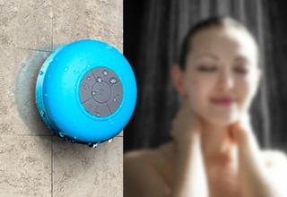 Parlante Bluetooth Para Ducha Resistente Agua