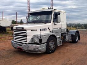Caminhão Scania 112h
