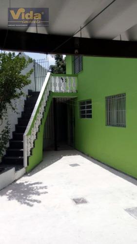 Imagem 1 de 14 de Sobrado À Venda Em Cidade Das Flores  -  Osasco - 41851