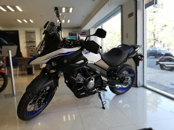 Motocicleta Suzuki V-strom 650xt 2019 Nueva