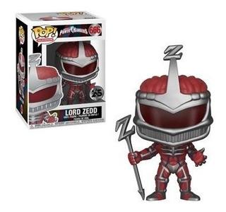 Funko Pop Television Power Rangers - Lord Zedd Xion