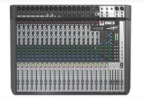 Mesa De Som Soundcraft Signature 22mtk (34092)