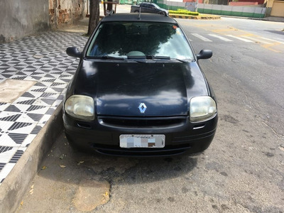 Renault Clio 1.0 01/02 Completo