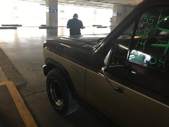 Camioneta Clasica Ford 1981 150 Ranger