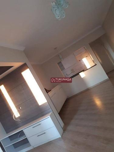 Apartamento À Venda, 89 M² Por R$ 429.000,00 - Jardim Aida - Guarulhos/sp - Ap3822
