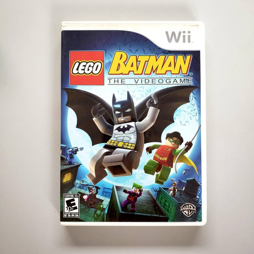 Lego Batman: The Videogame Nintendo Wii Original