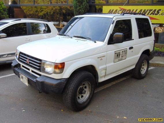 Mitsubishi Montero 2.4 Mt 2400cc 3p