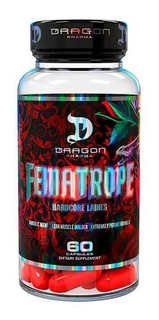 Fematrope 60 Caps - Dragon Pharma - Ph Feminino